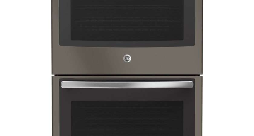 Slate Built Double Wall Oven Ejes