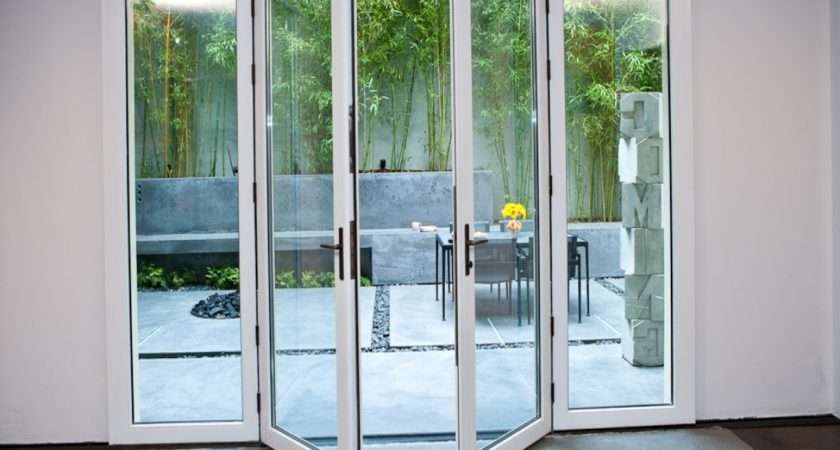 Sliding Wall Track Glass Door Systems