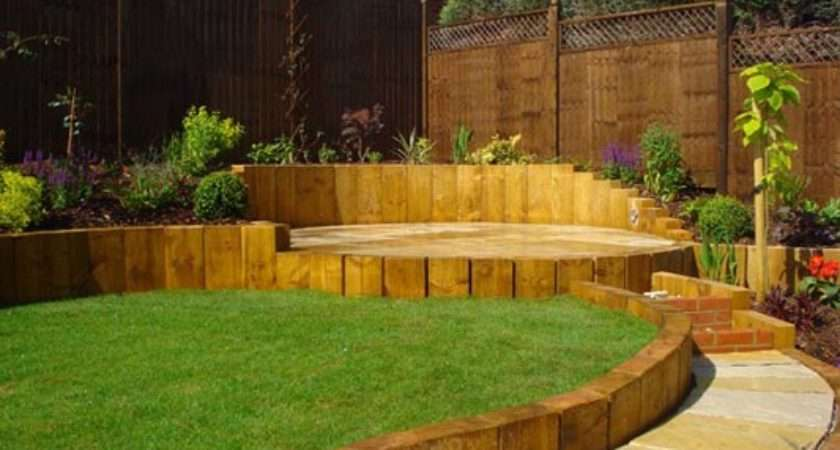 Sloping Garden Design Inspiration Gardenlife Blog