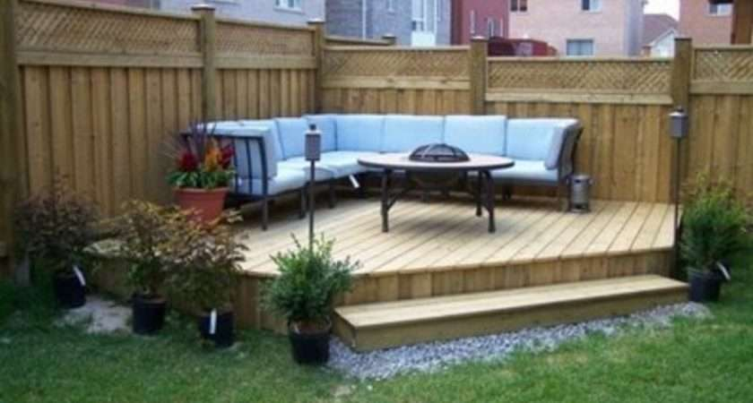 Small Backyard Ideas Landscaping Gardening