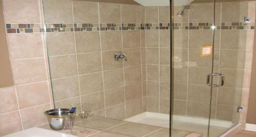Small Bathroom Ceramic Tile Designs Showers