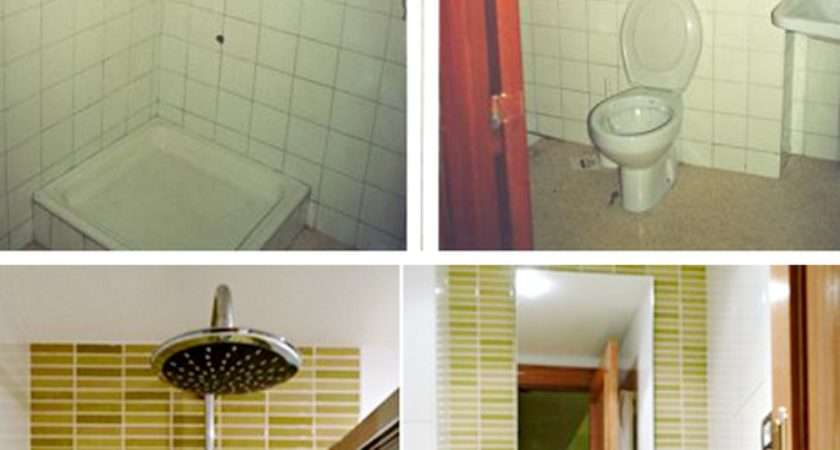 Small Bathroom Makeovers Incredible Transformations