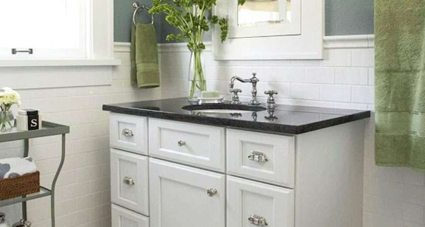Small Black White Bathroom Floor Tiles Ideas