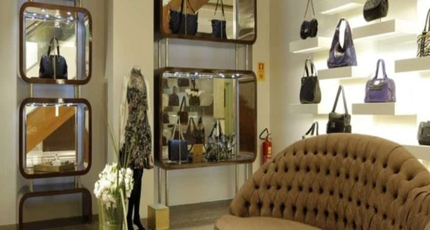 Small Boutique Clothing Interior Design Ideas