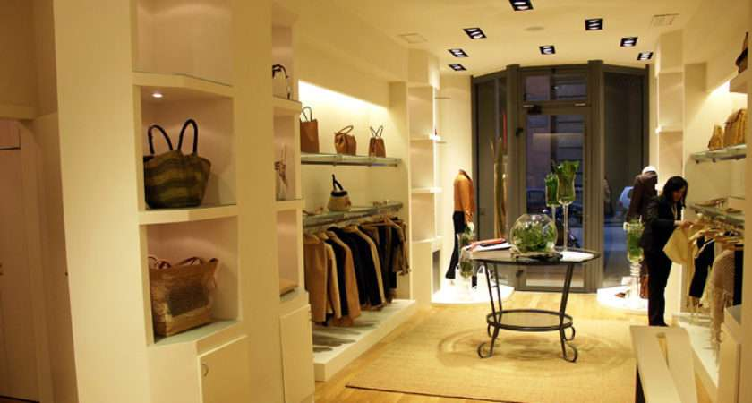 Small Boutique Interior Design Ideas Photos
