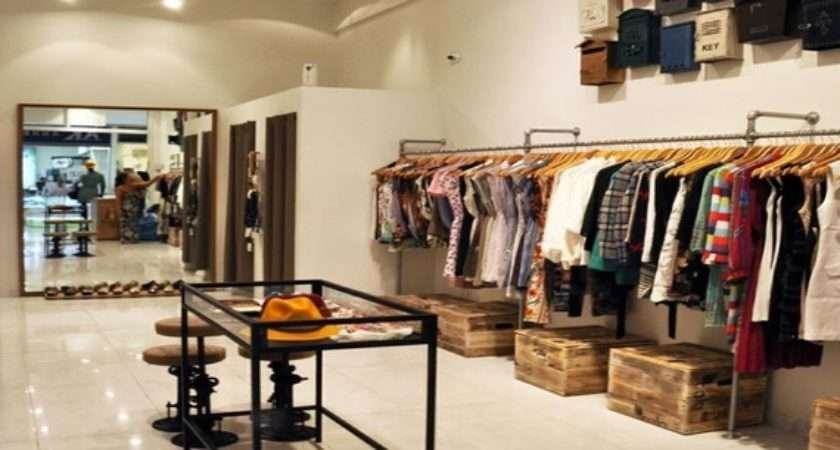 Small Boutique Interior Design Ideas Shops