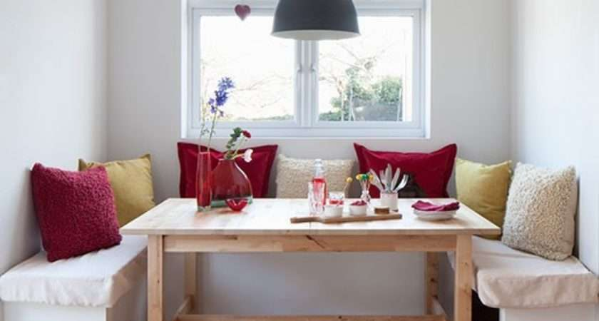 Small Dining Room Ideas Make Most Every Inch