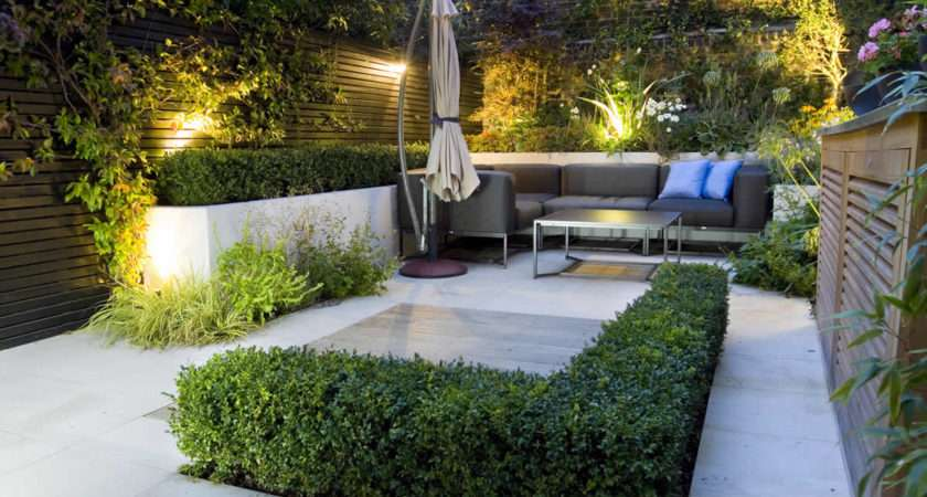 Small Garden Design Done Effectively Turns Dream Into