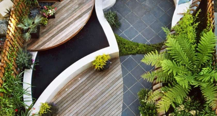 Small Garden Design Examples Bookmark
