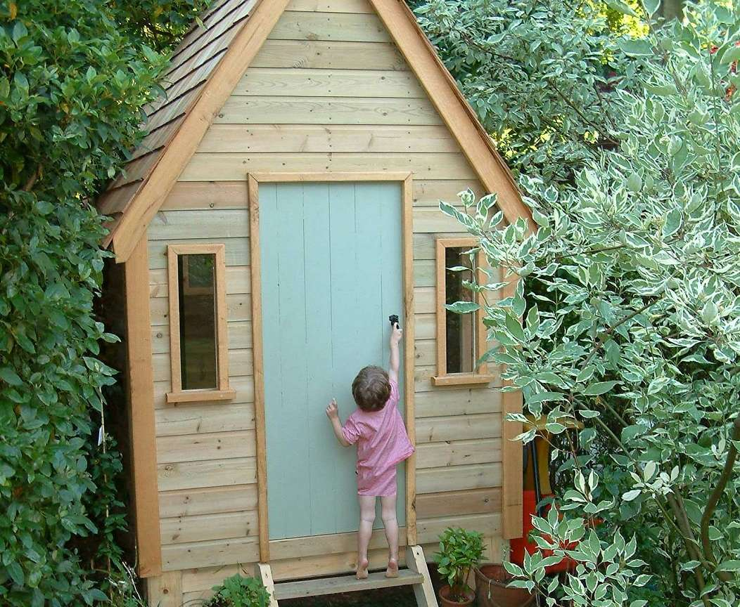 Small Garden Playhouse Our Range Playhouses Great