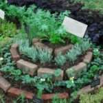 Small Herb Gardens Home Design Ideas Remodel