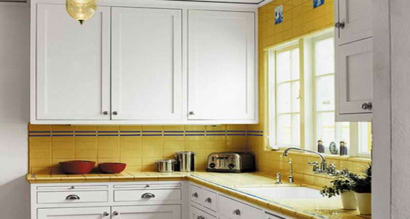 Small Kitchens Best Options Cabinet Designs