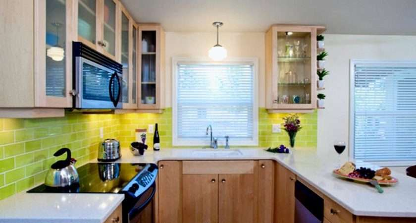 Small Kitchens Planning Design Tips Build