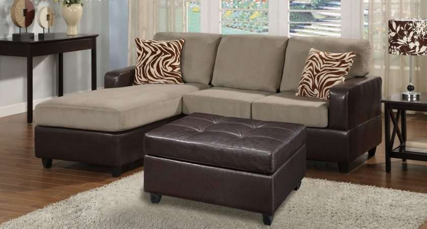Small Sectional Sofas Spaces