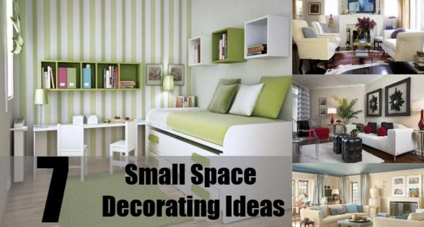 Small Space Decorating Ideas Great
