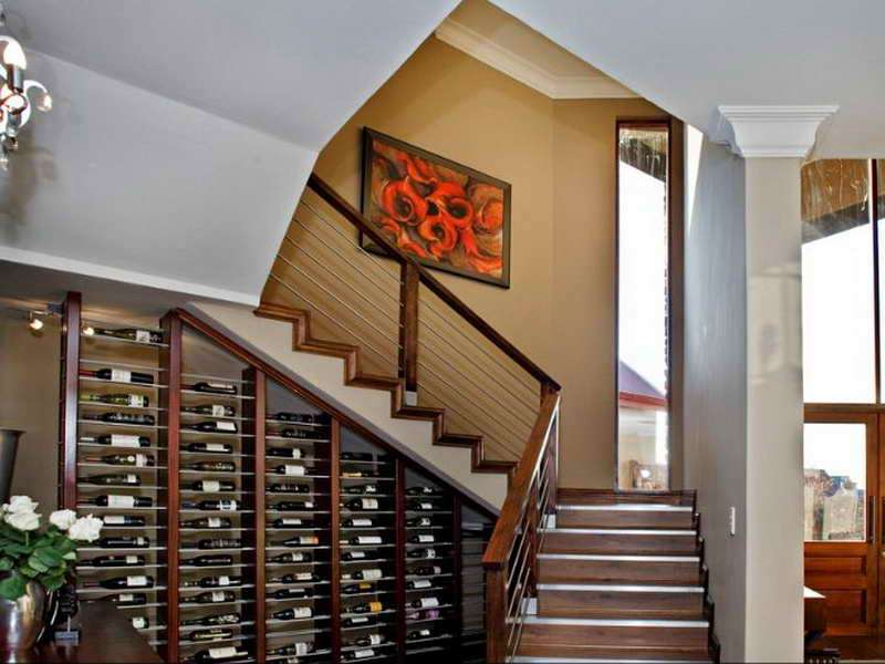 Small Space Storage Ideas Under Stair