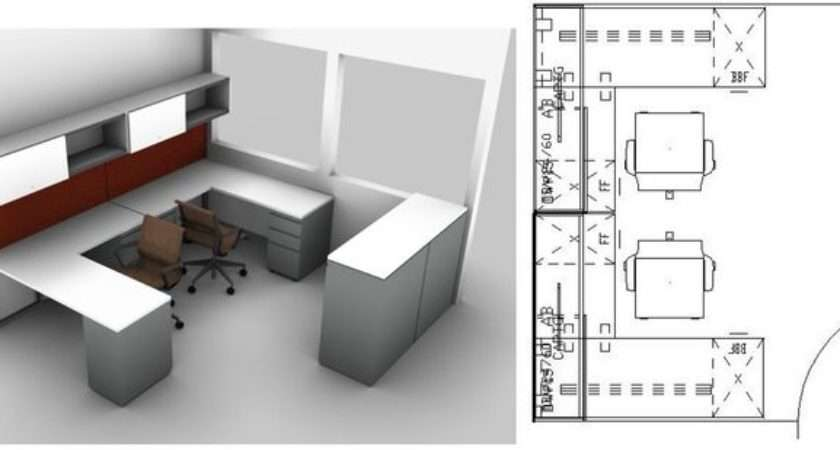Small Spaces Design Dream Office Pinterest