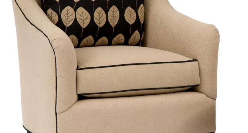 Small Upholstered Armchair Home Design