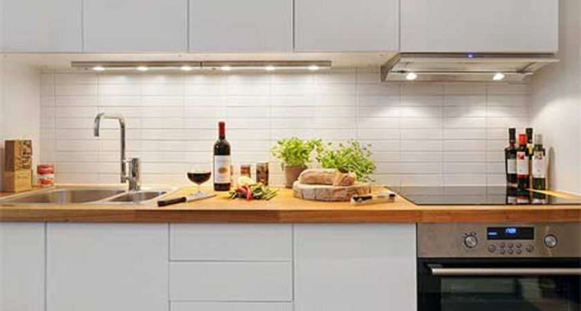 Smart Wise Space Utilization Very Small Kitchens