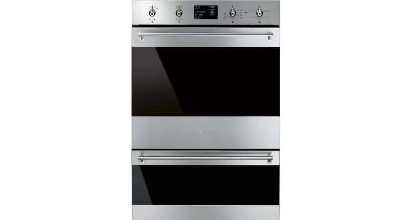 Smeg Classic Pyrolytic Double Oven