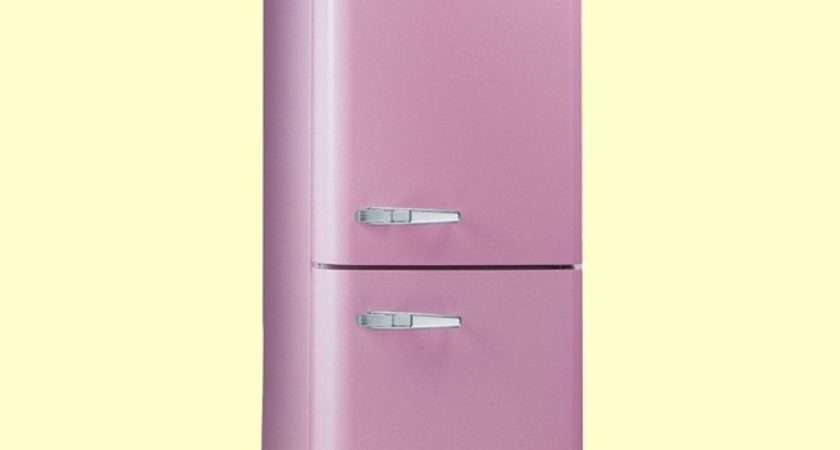 Smeg Fab Rfp Pastel Pink Retro Fridge Freezer