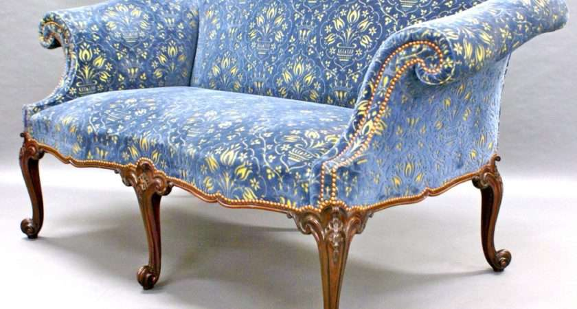 Sofas Antique Settee Couch Carved