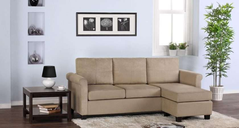 Sofas Chairs Apartment Small Sectional Sofa