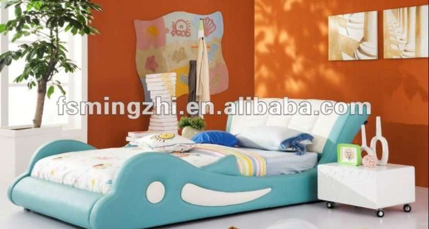 Soft Kids Bed Boat Aonidisi Product Details