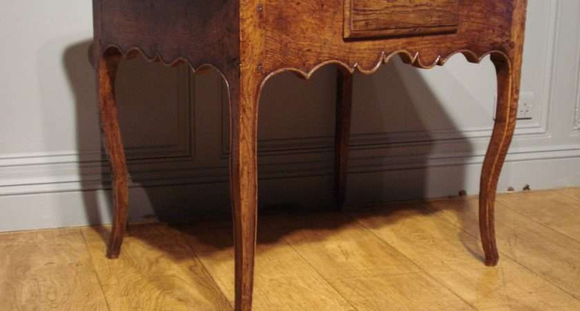 Sold French Oak Table Antique