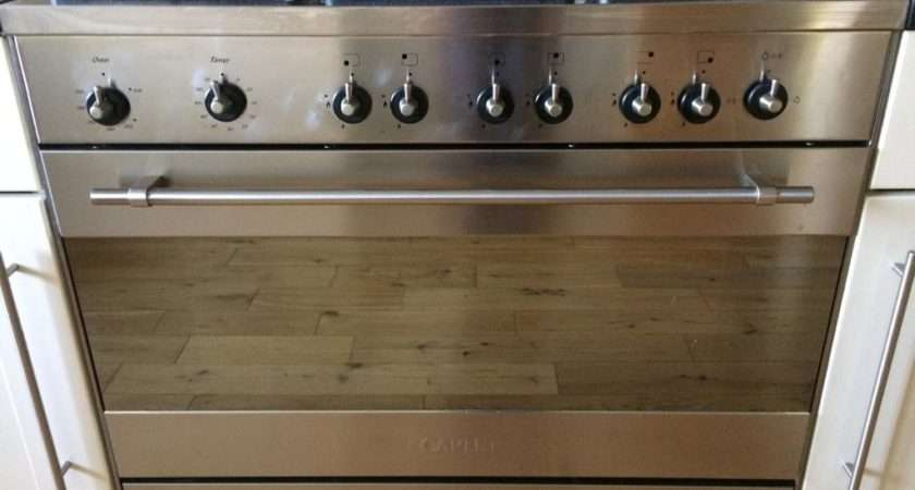 Sold Pending Collection Caple Gas Range Cooker