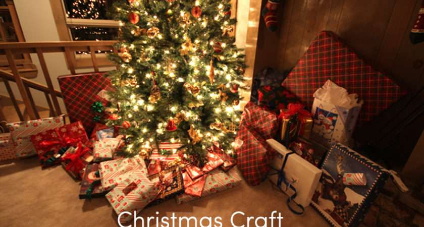 Some Cute Christmas Crafts Brighten House