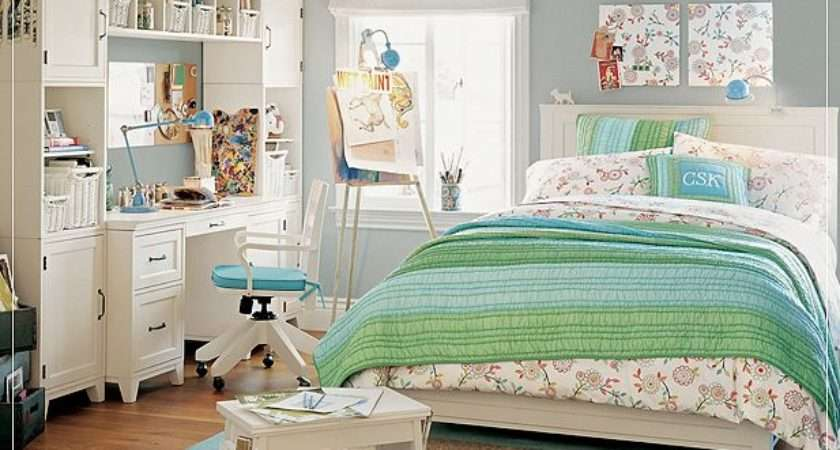 Some Inspirational Teen Rooms Girls They Pbteen