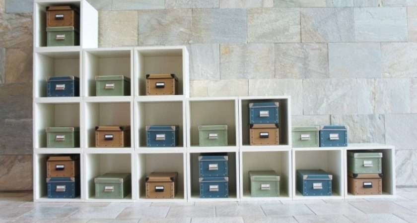 Space Saving Cube Storage Ideas