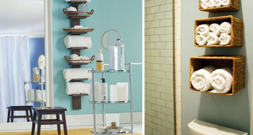 Space Saving Products Your Small Bathroom Architects Corner