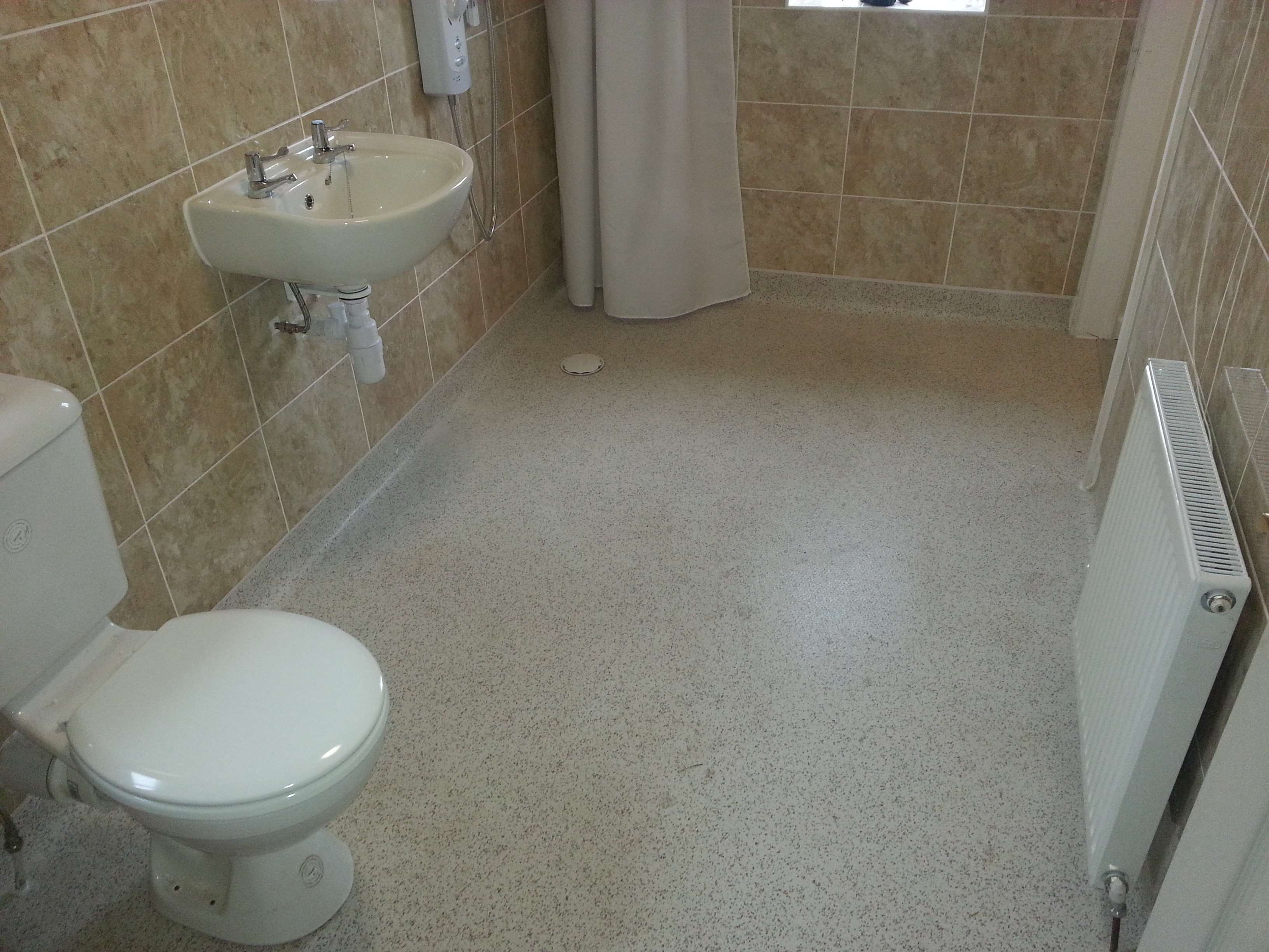 Specialists Home Professional Bespoke Flooring Service Wet Room