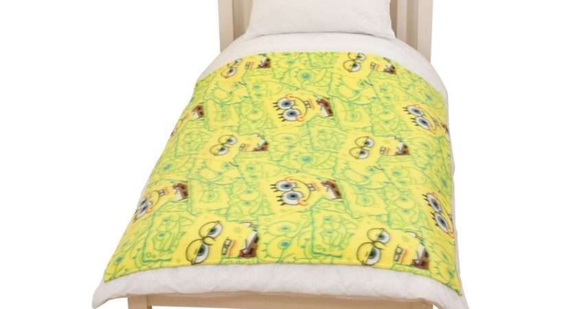 Spongebob Squarepants Childrens Kids Boys Girls Warm