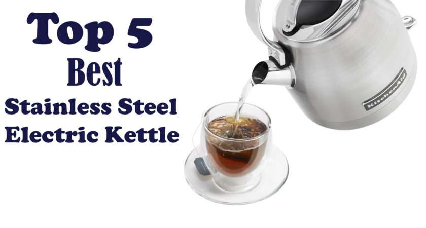 Stainless Steel Kettles Automatic