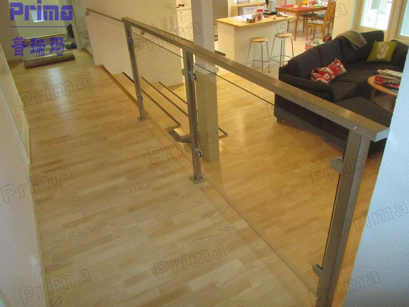Stair Handrail Glass Railing Cost Buy