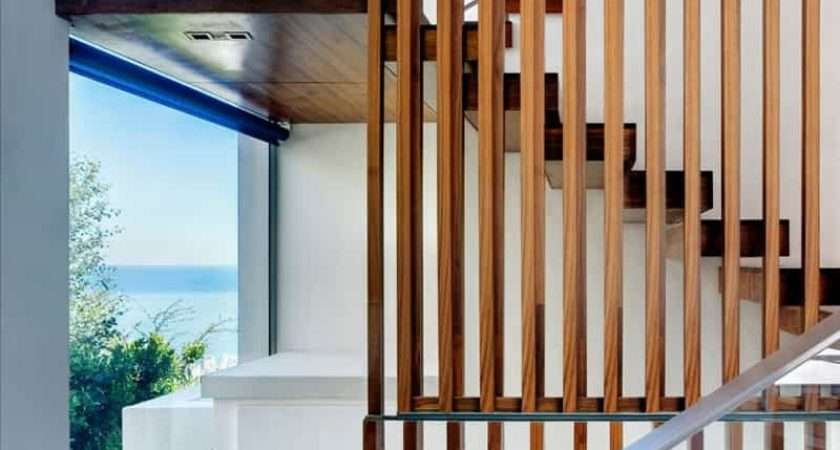 Stair Handrail Ideas Interiors Stairs