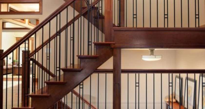 Stair Railing Home Design Ideas Remodel Decor