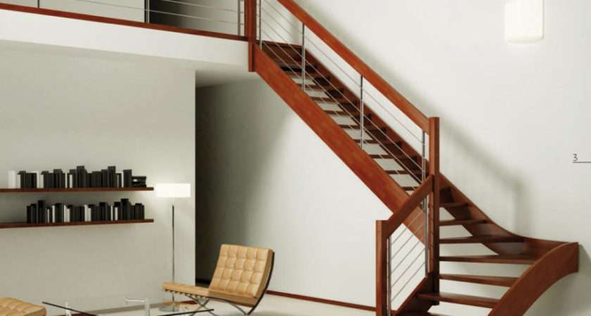 Staircase Design Unique Small Space Stairs