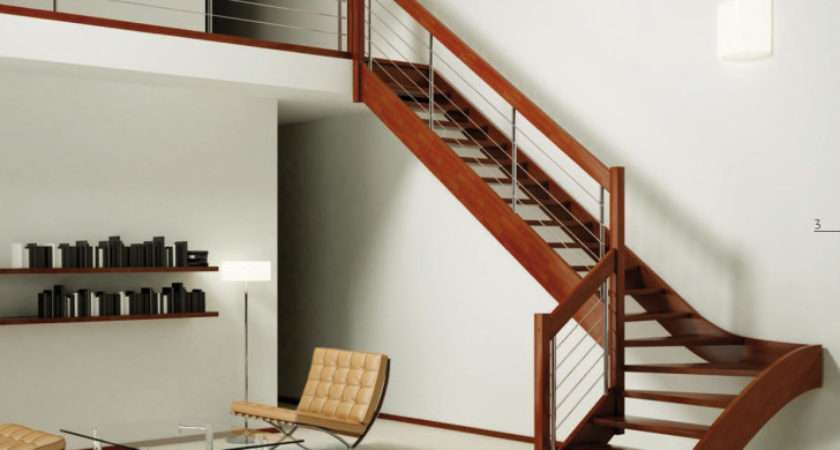 Staircase Design Unique Small Space