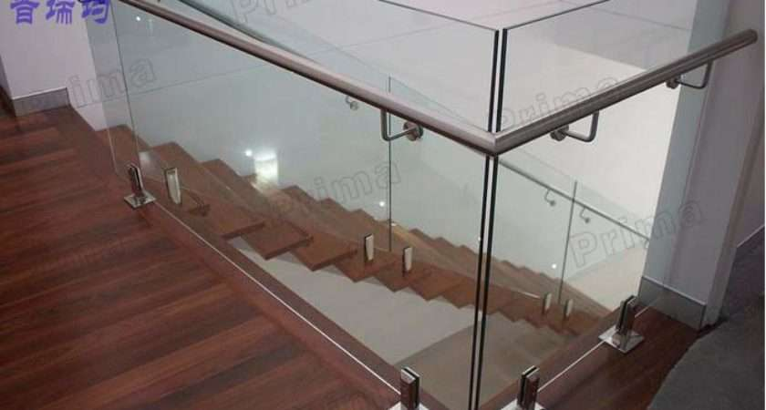 Staircase Glass Railing Designs Factory Prices Railings