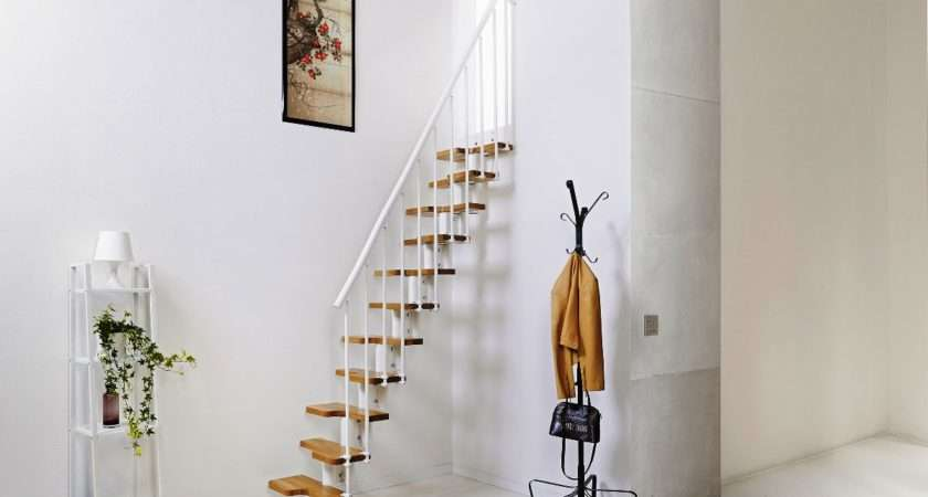 Staircase Ideas Small Spaces