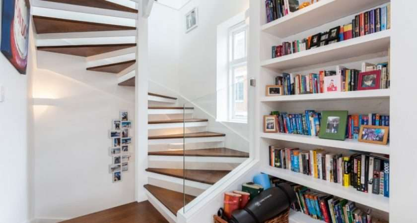 Staircase Small Spaces Ideas