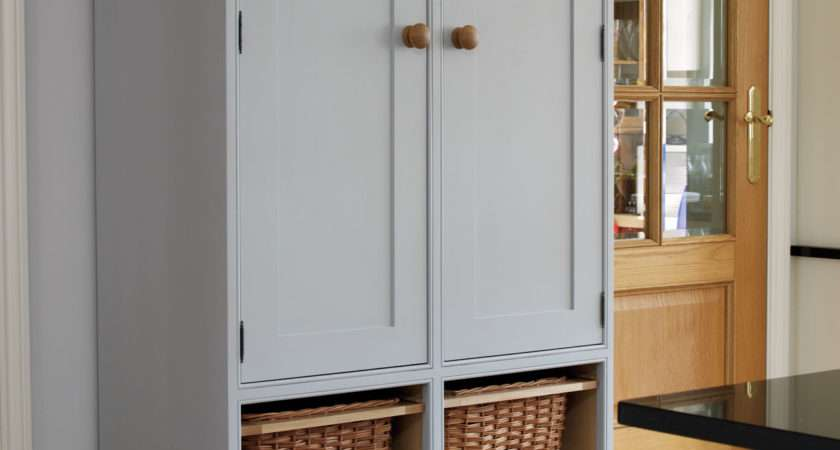 Standing Kitchen Larder Bespoke Furniture Company