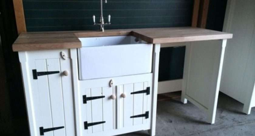 Standing Kitchen Sink Cabinet Home Ideas Collection