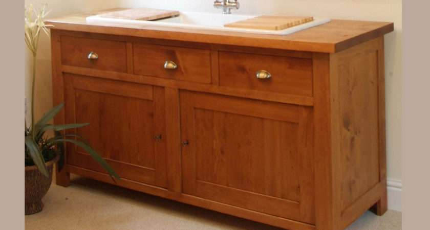 Standing Kitchen Sink Units Country Sinks