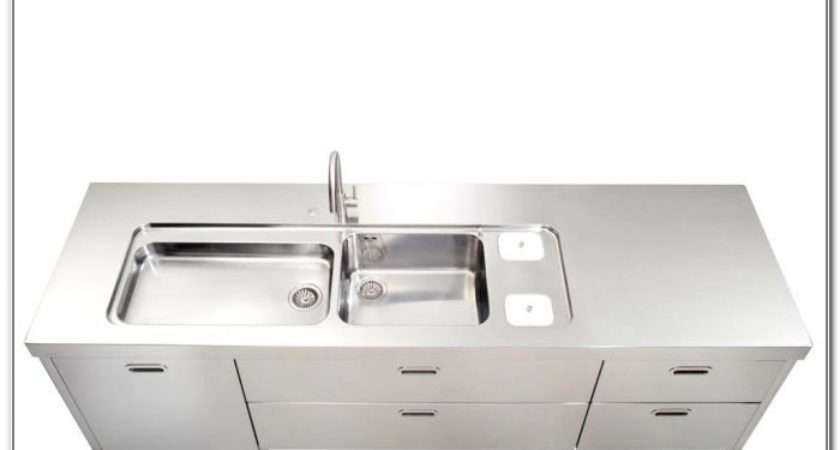Standing Stainless Steel Sink Unit Home Design Ideas