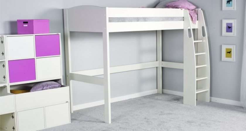 Stompa Unos High Sleeper Frame Only